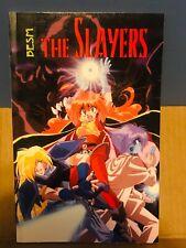 Besm The Slayers Book 1 Nm/Mt Unread Anime Manga Comic