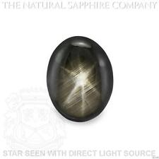 Natural Untreated Black Star Sapphire, 2.12ct. (S2346)