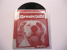 Green Day Slappy EP 45 RPM Lookout Records Punk W/Insert Original