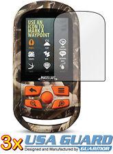 3x Clear LCD Screen Protector Cover Guard Film Magellan eXplorist 350 350H GPS
