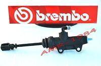 BOMBA DE FRENO BREMBO TRASERO PS 12 -77682 NEGRO COMPLETO Distancia ejes 40mm