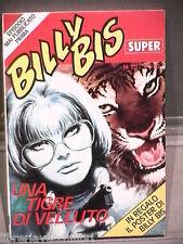 SUPER BILLY BIS Editrice Universo 1972 N 20 Fumetti Narrativa per Ragazzi di e