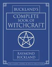 Buckland's Complete Book of Witchcraft HUGE Book ~ Wiccan Pagan Supply