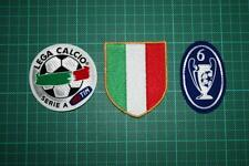 ITALIAN LEAGUE SCUDETTO SERIE A and 6 TIMES TROPHY BADGES 2004-2005