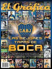 BOCA JUNIORS BEST El Grafico Covers BOOK 1919-2013 NEW !!!