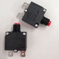 Fuse Resettable 5/10/15/20A Reset Button Circuit Breaker Switch Protector