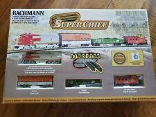 Bachmann Super Chief N Scale Electric Train Set NEW in Box