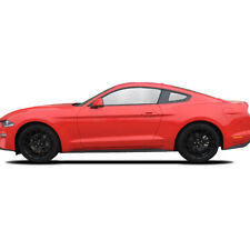 Fit For Ford Mustang Coupe 2015-2019 Front Back Side Window Sunshade 4 pcs