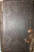 Elements of Philosophy of the Human Mind by Dugald Stewart Hardback 1854 1st ED