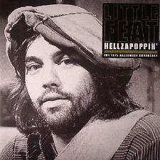 Hellzapoppin di Little Feat (2013), vinile, 2lp set, the 1975 Halloween broadcast