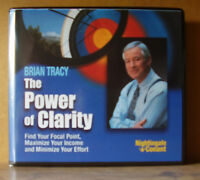 The Power Of Clarity: Brian Tracy Audiobook 8CDS