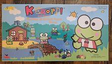 RARE 1997 Sanrio Keroppi and Friends Secrets at Donut Pond Board Game