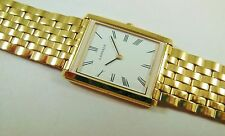 Lassale by Seiko Gold Tone Stainless Steel 5Y30-5L00 Sample Watch NON-WORKING