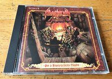 MAGNUM On a storytellers night  - CD