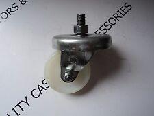 8 x ruedas giratorias con perno Fijaciones 65mm flexello ruedas