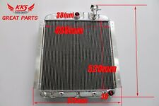 KKS 3 ROWS ALUMINUM RADIATOR FIT 1948-1954 Chevrolet GMC Truck V8