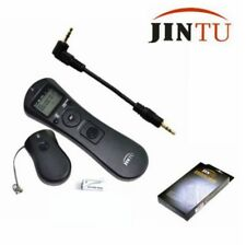 JINTU Wireless Timer Shutter Release Remote For Canon EOS 1100D 1200D 650D 550D