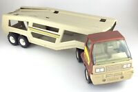 Vintage Tonka Metal Car Hauler XR-101 Semi Transport Truck 1970s T235