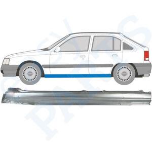 Opel Kadett E 1984-1993 4/5 Tür Voll Schweller Reparaturblech  / Links