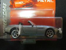 MAJORETTE METAL STREET CARS NEW SEALED BMW Z8