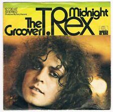 """T.Rex - The Groover / Midnight / 7"""" Single von 1972"""