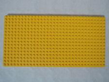 LEGO Bauplatte Basisplatte 3857 gelb 16 x 32 N.