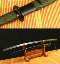 Handmade Tactical Sword Outdoor Survival Katana 1095 Steel Strong Blade
