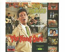 CD CLIFF RICHARDthe young onesUK EX (A1349)