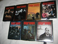 The Sopranos The Complete Series  Season 1-6  (DVD,