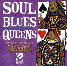 CD de musique Soul Queen