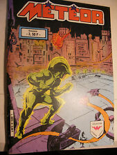 MARVEL DC Comics FRANCE BD AREDIT Collection courage exploit METEOR n°4 1984