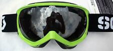 NEW $110 Scott Womens Reply Ladies RARE Green Ski Goggles Snow Roxy Black Smith