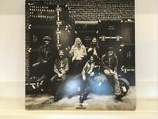 The Allman Brothers Band – ...At Fillmore East 1974 US Press 2 x LP VG+/EX Rock