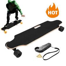 Elektro Skateboard E-Skateboard Longboard E-Scooter mit Fernbedienung Alter 8+