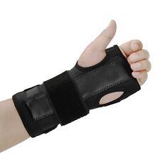 1X Left Hand Wrist Brace Splint Support Arthritis Carpal Tunnel Sprains Strain