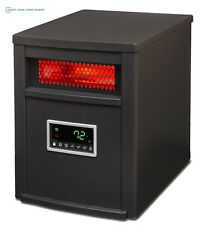 Large Room 6 Element Infrared Heater w/Remote Lifesmart