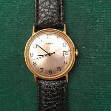 Vintage Timex Men's Mechanical Hand Winding Watch Runs