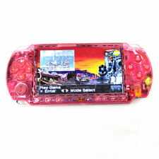 Refurbished Clear Pink Sony PSP-2000 Handheld System Game Console PSP 2000
