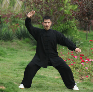 Tai Chi clothing practice clothes martial arts spring clothes soft 5 colors