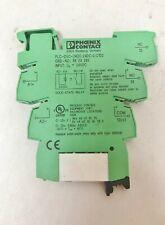 Phoenix Contact Contact PLC-OSC-24DC/2/C1D2 & Relay Socket: 2961105  #10110
