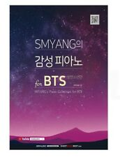 SMYANG's Piano Collection for BTS Book Youtube piano player KPOP Bangtan Boys