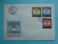 LOT 15058 TIMBRES STAMP ENVELOPPE MEDECINE PORTUGAL ANNÉE 1967