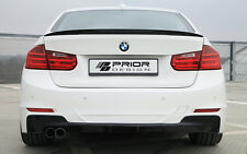 BMW F30 Saloon 2012-2017 M3 Style Boot Lip Spoiler  UK SELLER