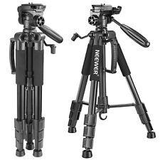 Neewer Portable Aluminum Alloy Camera Tripod for Canon Nikon Sony DSLR Camera