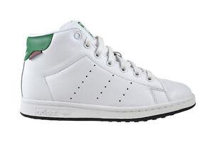 Adidas Stan Smith Mid Winter white green Sneaker Schuhe weiß S80498