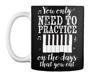 Supersoft Piano Player Teacher Keyboard Keys Music Gift Coffee Gift Coffee Mug
