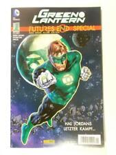 Green Lantern Futures End Special # 1 Panini 2015 Zustand 1