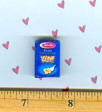 DOLLHOUSE Miniatures  Size Noodle Pasta  Fiori  Box