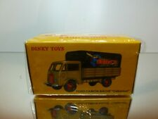 DINKY TOYS ATLAS 25JJ FORD TRUCK - CAMION CALBERSON- UNUSED IN SEALED  BOX