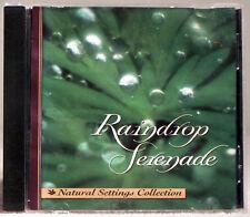 Natural Settings Collection: Raindrop Serenade (CD,